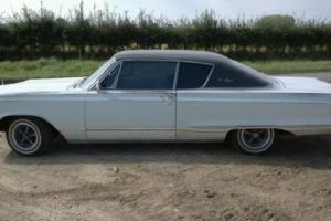 Dodge monaco 500 fastback classic 67 v8 muscle car