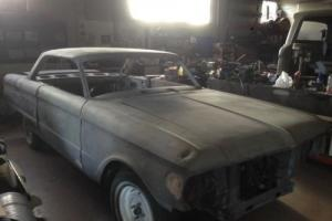 Ford XP Falcon Coupe Suit Hotrod Buyer in VIC