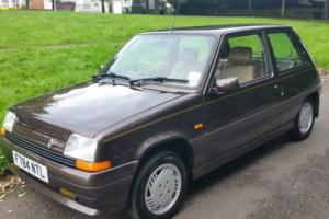 CLASSIC RENAULT 5 MONOCO 1,4 AUTOMATIC OUTSTANDING CONDITION