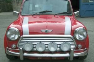 W REG 2000 ROVER CLASSIC MINI COOPER SPORT DAMAGED REPAIRABLE SALVAGE