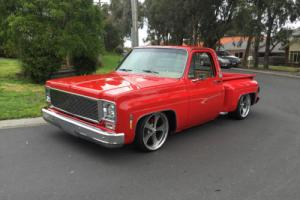 1978 Chev C10 Stepside Mint Show Stopper Cruiser ONE OF Best YOU Will SEE in VIC