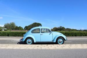Beautiful 1974 VW Beetle