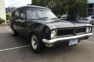 Holden HG Panelvan 1971 4 SPD Manual 186 in VIC