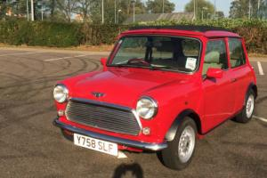 2001 Y Rover Mini Seven Last Edition 27k miles Full Documented History Photo