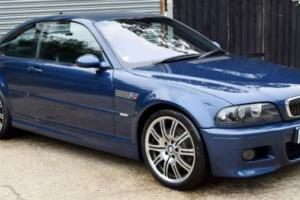 Stunning 2003 E46 M3 - ONLY 61,000 Miles - Full Documented History -WARRANTY INC
