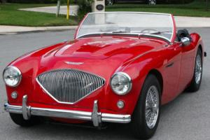 1955 Austin Healey A100 - BN2 ROADSTER - RACE ENGINE - 5SPD Photo