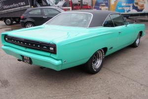 1968 PLYMOUTH GTX - 4 SPEED