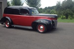 1940 Ford Deluxe Sedan Delivery