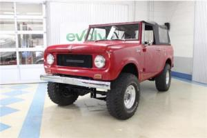 1969 International Harvester Scout 800