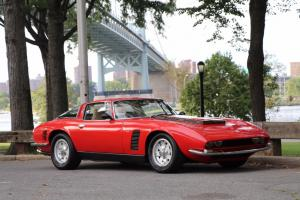 1972 Iso Grifo Photo