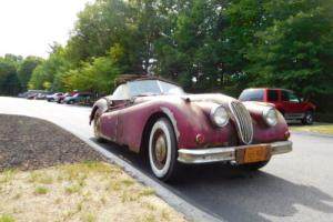 1955 Jaguar XK 140 Photo