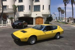 1974 Lotus elite Photo