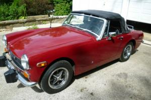 1974 MG Midget Photo