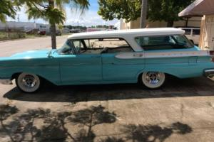 1957 Mercury Commuter Wagon for Sale
