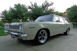 1968 Plymouth Belvedere