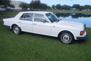 1988 Rolls-Royce Silver Spirit/Spur/Dawn Photo