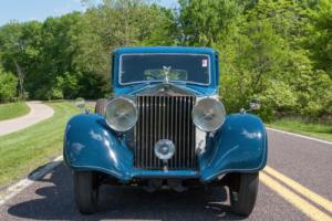 1935 Other Makes Barker Bodied #7007 Photo