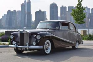 1959 Rolls-Royce Hooper Silver Cloud I Photo