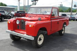 1967 Land Rover Defender SERIES IIa Photo