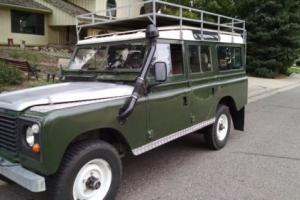 1962 Land Rover 109 / 110 Safari / Defender
