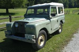 1961 Land Rover Other