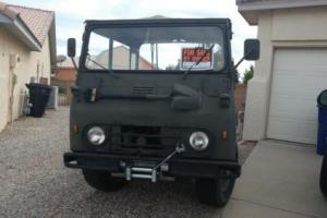 Volvo Laplander Swedish Military L3314. C202