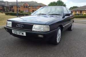 AUDI 100 CC IN 1987 PERFECT CONDITION Photo