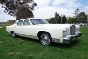 1979 Ford Lincoln Town CAR V8 Auto in VIC