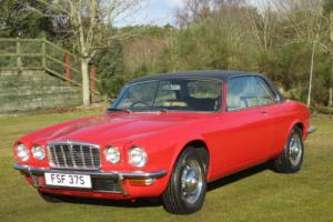 1977 JAGUAR XJ 4.2 COUPE AUTOMATIC