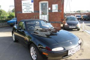 1997 Mazda MX-5 1.8i MK1 Low Mileage & Lady Owned Immaculate