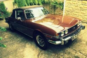 Triumph Stag 3.0 2dr 1977 Photo