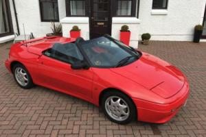 1991 Lotus Elan 1.6 convertible *one previous lady owner*complete history* Photo