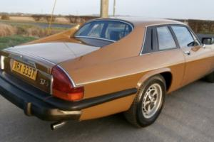 Jaguar XJ-S Pre-HE. Superb example, 1 previous owner