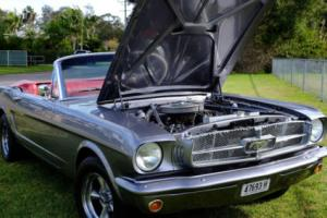 1965 Ford Mustang Convertible 289 V8 Rare 5 Speed Manual in VIC