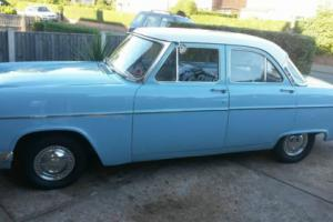 Ford Zephyr MK2 1961 Classic Car Not A Consul or Zodiac for Sale