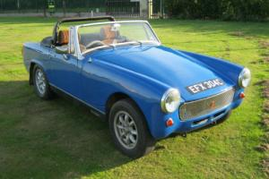 MG/ MGF Midget Photo