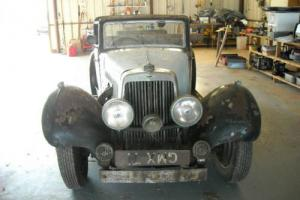 1937 Aston Martin Other Drop Head Coup