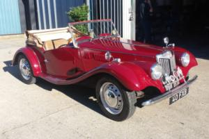 MG TF Replica, Gentry,Kitcar, Triumph. Photo