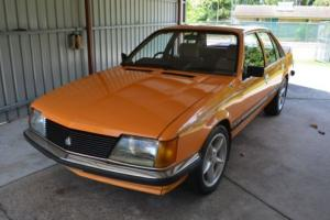 Holden VH Commodore HDT Papaya Pack in NT