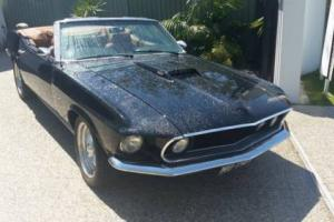 Mustang 1969 in QLD