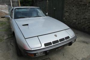 Porsche 924 turbo project