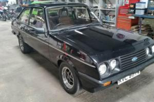 1980 FORD ESCORT RS CUSTOM WITH HISTORY FROM NEW