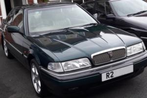 1997 ROVER 820 VITESSE COUPE GREEN