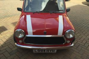 1994 ROVER MINI SPRITE RED