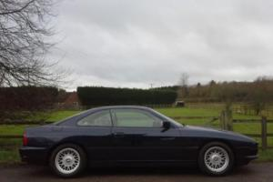 1991 BMW 850 850i GENUINE 38,000 MILES FROM NEW WITH BMW HISTORY