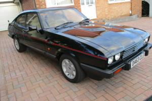 1987 FORD CAPRI 2.8 INJECTION BLACK