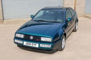 1992 Volkswagen Corrado G60 - Supercharged 90's Icon
