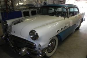 1956 BUICK CENTURY LHD 4 Door Pillarless