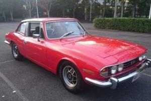 Triumph Stag 1974 Manual Series 2 TR6 2 5 Litre Conversion Hard N Soft TOP in QLD