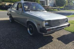 1980 Holden Gemini TE Excellent Condition in QLD